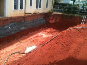 Earth Retention Systems Columbia SC