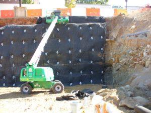 Soil Nail Wall Columbia SC