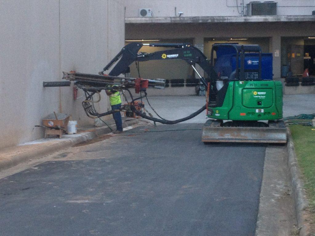 Commercial Foundation Repair Montgomery AL