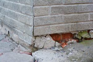 Foundation Cracks Columbia SC