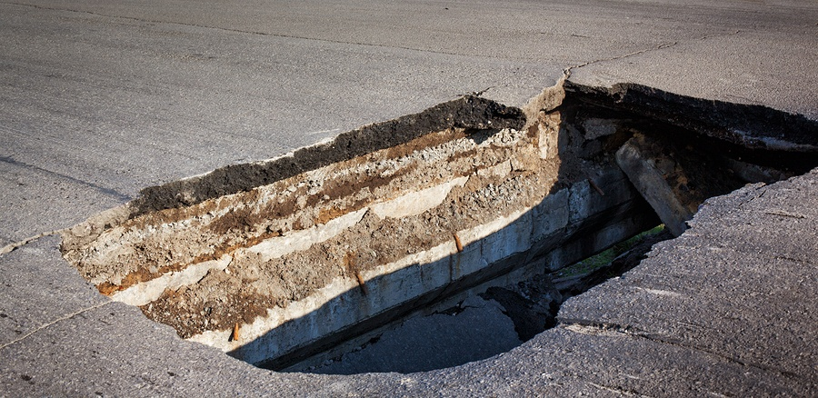 Sinkhole Repair Montgomery AL