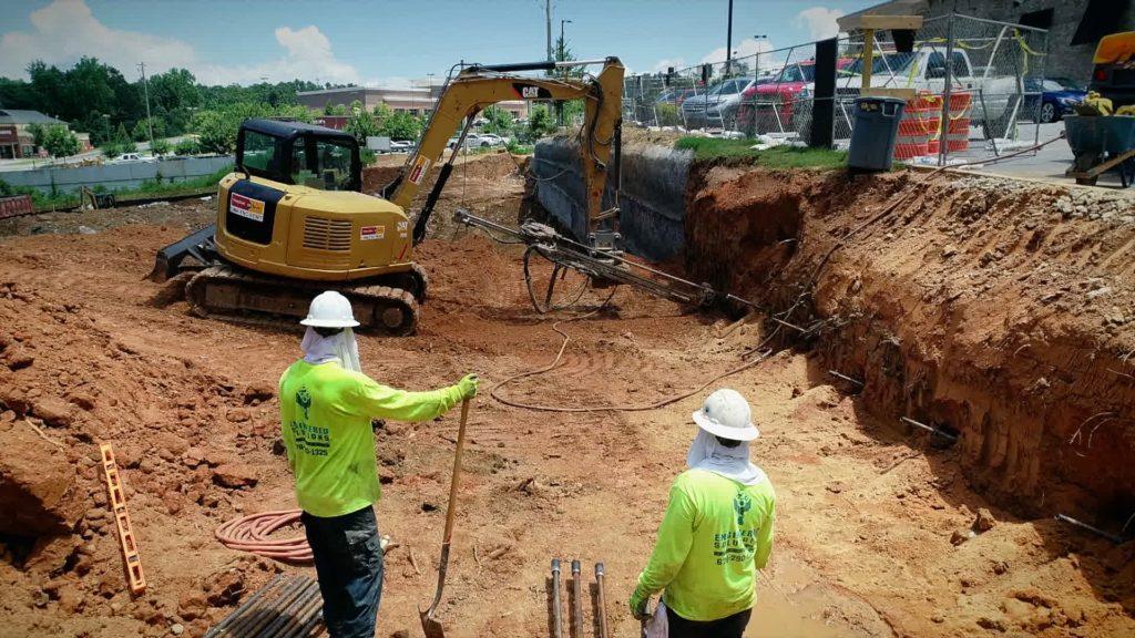 Commercial Foundation Repair Company Atlanta GA